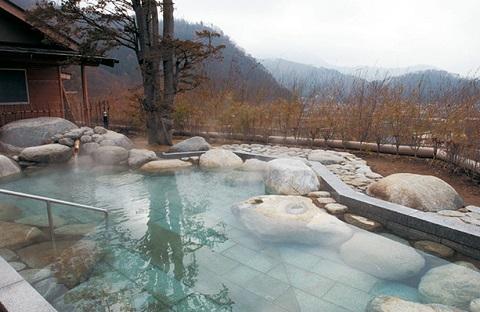 日本旅行温泉