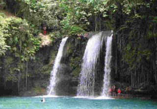 フィリピンセブの自然