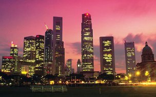 シンガポール・都市1