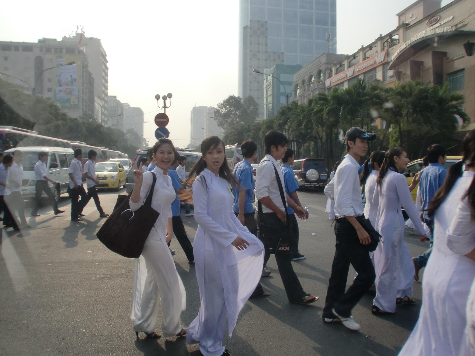 ベトナム・ストリート